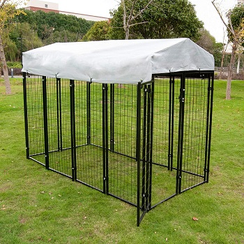 BEST HEAVY DUTY 72 INCH DOG CRATE