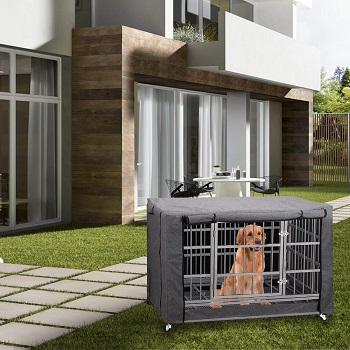 BEST HEAVY DUTY CRATE COVER LARGE
