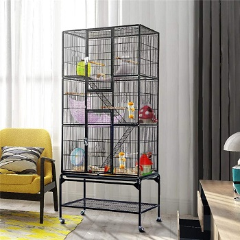 BEST INDOOR EXTRA LARGE BUDGIE CAGE