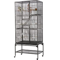 BEST INDOOR EXTRA LARGE BUDGIE CAGE Summary