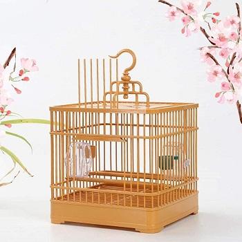 BEST INDOOR VINTAGE HANGING BIRD CAGE