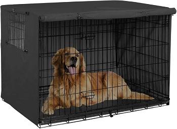 BEST INDOOR XL DOG CRATE COVER