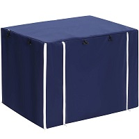 BEST LARGE BREATHABLE DOG CRATE COVER Summary