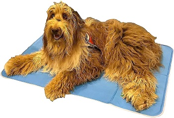 BEST LARGE COOLING CRATE PAD