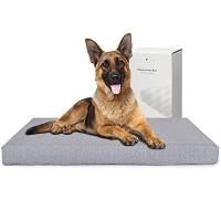 BEST LARGE MEMORY FOAM DOG CRATE PAD Summary