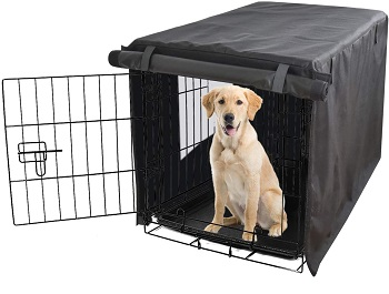BEST LARGE WATERPROOF CRATE COVER