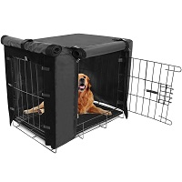BEST MEDIUM BREATHABLE CRATE COVER Summary