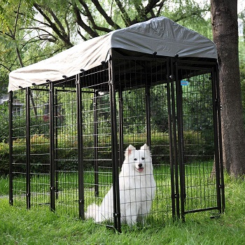 BEST METAL 72 INCH DOG CRATE