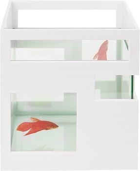 BEST MODERN 2 GALLON BETTA FISH TANK