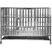 BEST OF BEST 48 INCH HEAVY DUTY DOG CRATE Summary