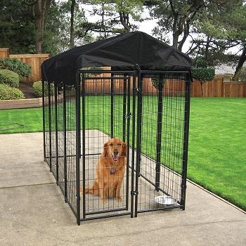 BEST OF BEST 72 INCH DOG CRATE