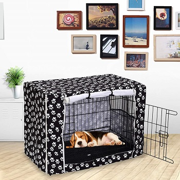 BEST OF BEST COVER FOR LARGE DOG CRATE
