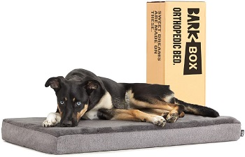 BEST OF BEST DOG CRATE BED WASHABLE