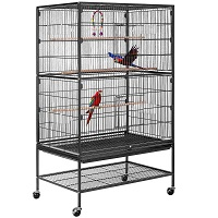 BEST ON WHEELS CHEAP PARROT CAGE Sumary