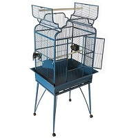 BEST PARAKEET LARGE ANTIQUE CAGE WITH STAND Summary