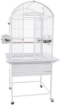 BEST PARROT LARGE WHITE BIRD CAGE