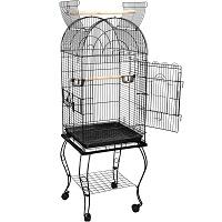 BEST ROUND LARGE ANTIQUE BIRD CAGE SUmmary