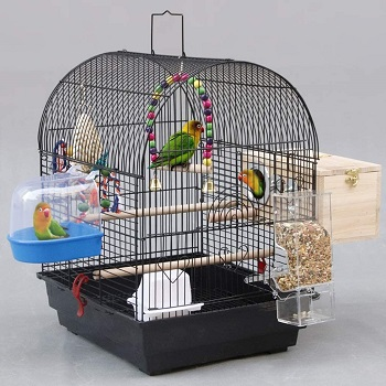BEST ROUND VINTAGE HANGING BIRD CAGE