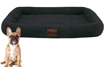 BEST SMALL DOG CRATE BED WASHABLE