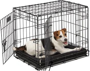 BEST SMALL DURABLE DOG BED FOR CRATE