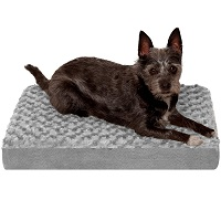 BEST SMALL ORTHOPEDIC DOG CRATE BED Summary