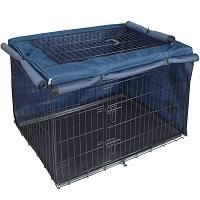BEST TRAVEL BREATHABLE DOG CRATE COVER Summary