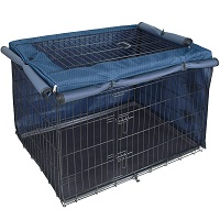 BEST TRAVEL COVER FOR LARGE DOG CRATE Summary