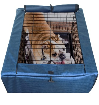 BEST TRAVEL COVER FOR LARGE DOG CRATE
