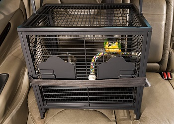BEST TRAVEL SMALL PARAKEET CAGE