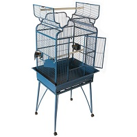 BEST VICTORIAN STYLE BIRD CAGE WITH STAND Sumary