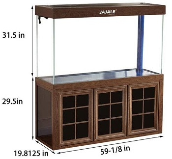 BEST WITH A STAND 175 GALLON TANK