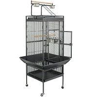 BEST WITH STAND EXTRA LARGE PARAKEET CAGE Summary