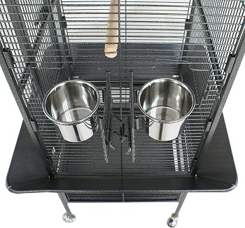 BEST WITH STAND EXTRA LARGE PARAKEET CAGE