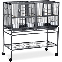 BEST WITH STAND SMALL PARAKEET CAGE Summary
