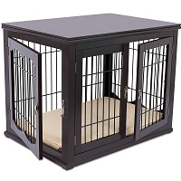 BEST WOODEN 22 INCH DOG CRATE Summary