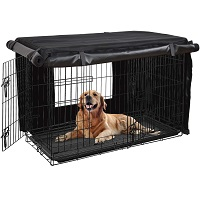 BEST XL BREATHABLE CRATE COVER Summary