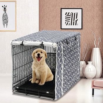 BEST XL DOG CRATE COVER