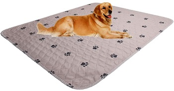 BEST XL RUBBER DOG CRATE MAT