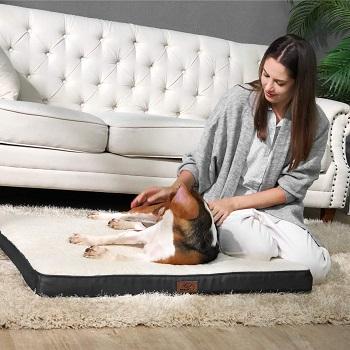 BedSure Extra Large Dog Bed
