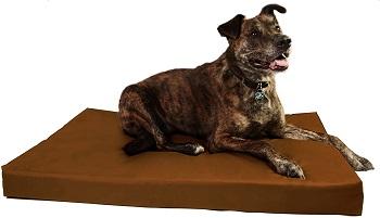 Big Barker 4-In Orthopedic Bed