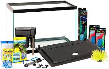 GloFish Aquarium Kit Fish Tank
