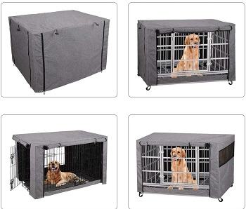 Hersent Privacy Crate Cover