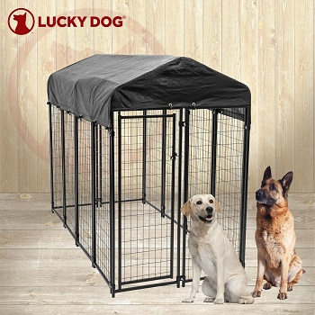 Lucky Dog UpTown Kennel Crate