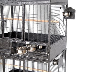 McCage Stackable Parakeet Cages