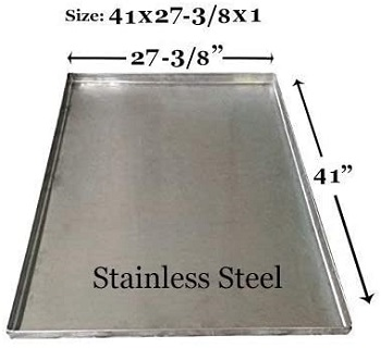 Pinnacle Systems Metal Replacement Tray