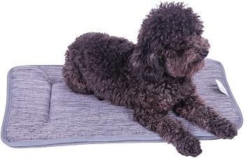 Qiaoqi Dog Bed Kennel Pad