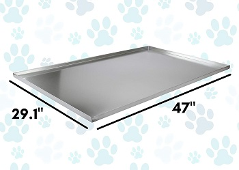 Red Hound Auto Metal Replacement Tray