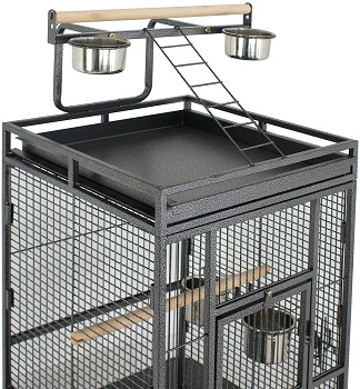 Super Deal 2 in 1 Large Cage