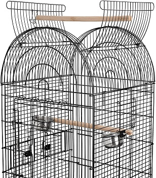 Super Deal Wrought Iron Cage