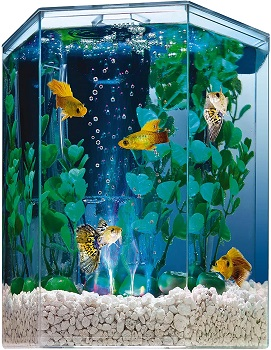 Tetra Bubbling LED Aquarium Kit
